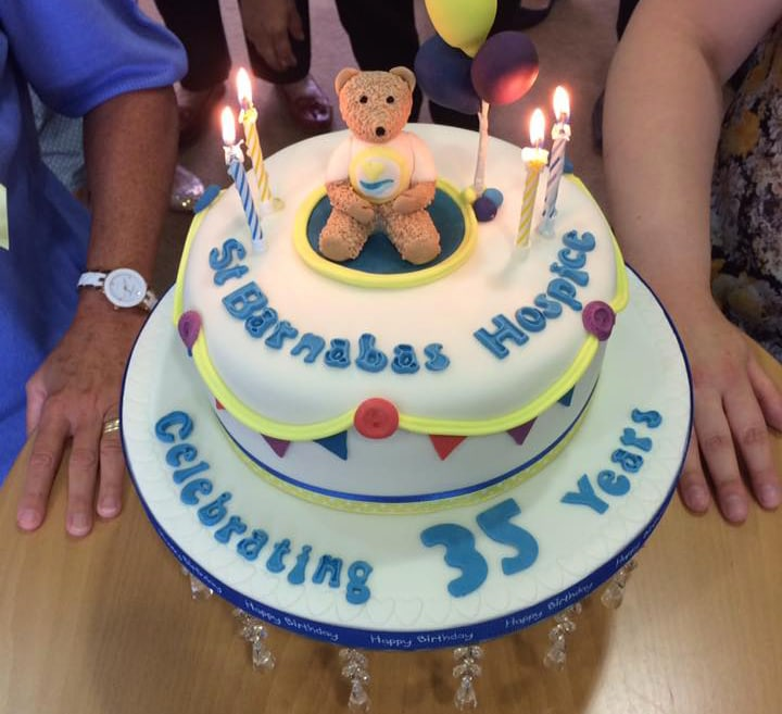 Gainsborough Hospice Invites Local Community To Celebrate Their 35th