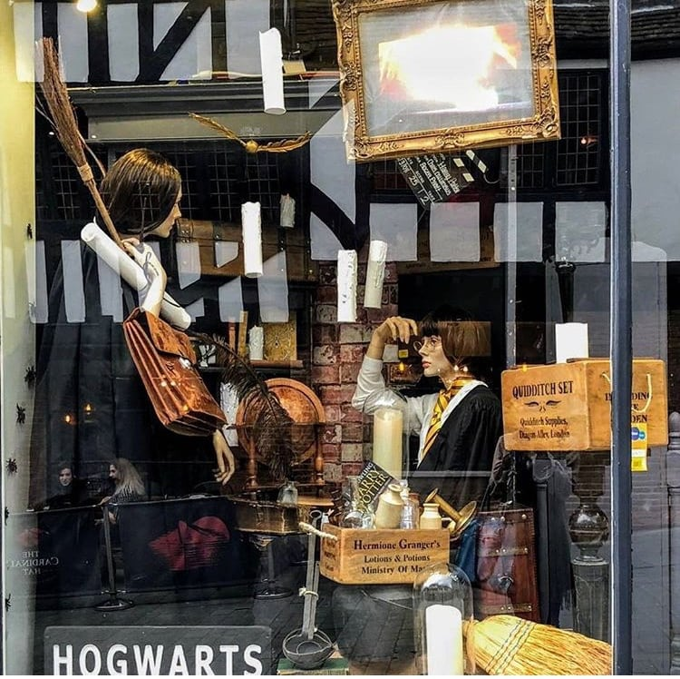 118ced8405c Harry Potter shop set to open on Lincoln High Street
