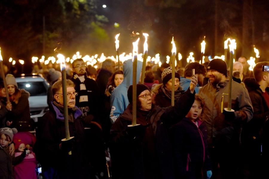 Torchlight Procession