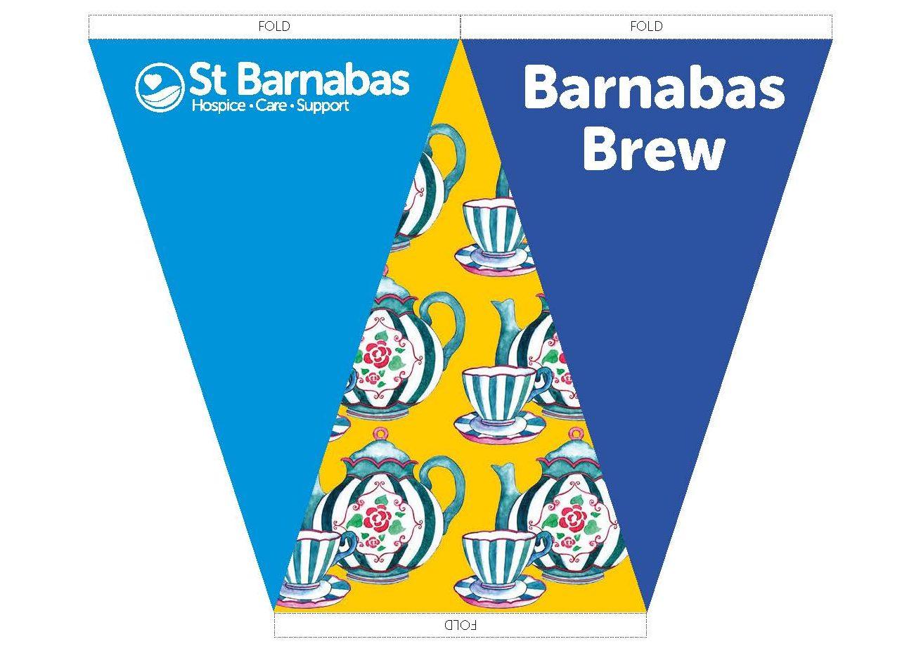 Barnabas Brew Bunting