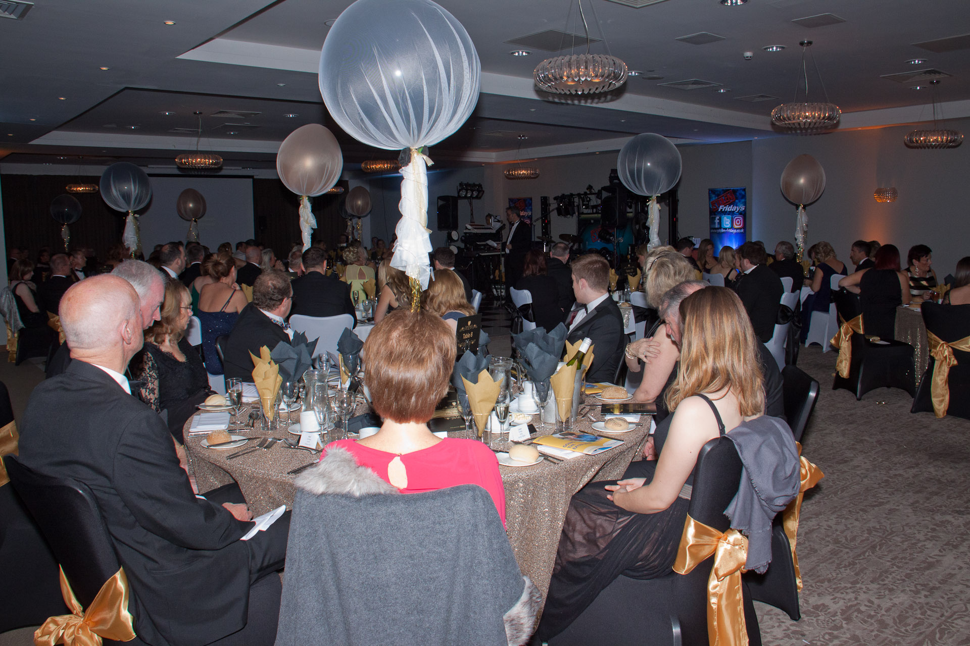 St Barnabas Enchanted Forest Ball