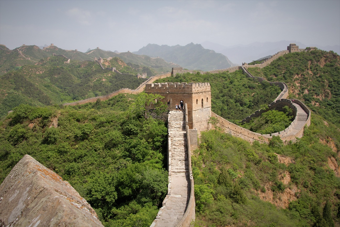 Support St Barnabas Hospice and explore the Great Wall of China