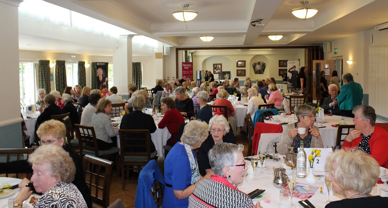 A new date has been set for the St Barnabas Grantham Ladies Lunch