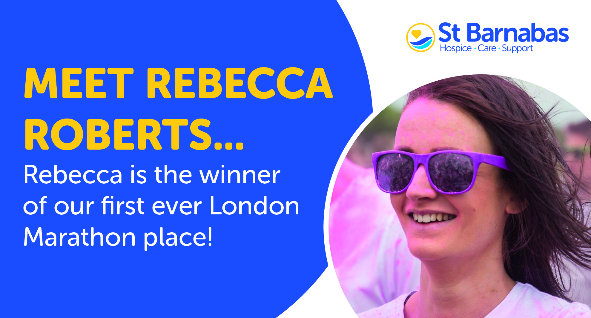 Lady from Lincoln has won St Barnabas Hospice's first London Marathon place