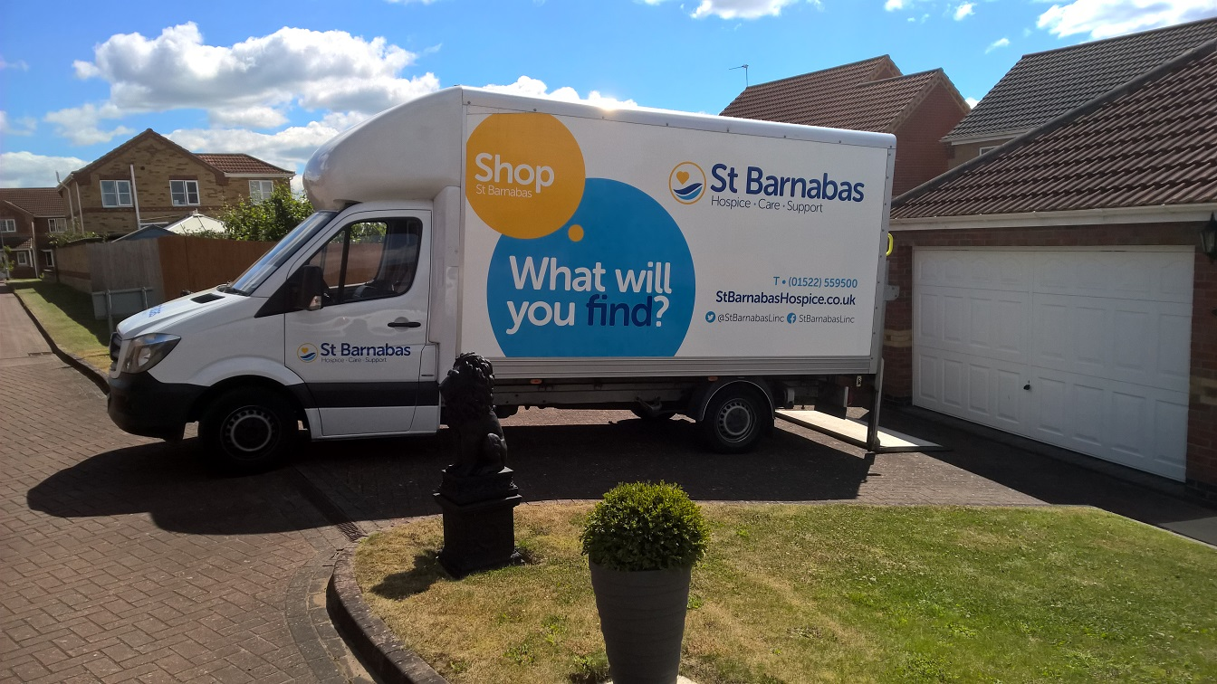 St Barnabas Hospice has been providing a valuable house clearance service