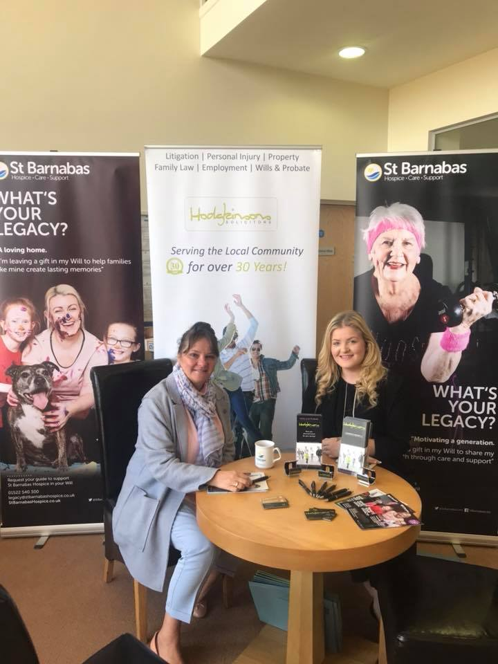 Hospice has announced the success of their 2018 Make a Will Month