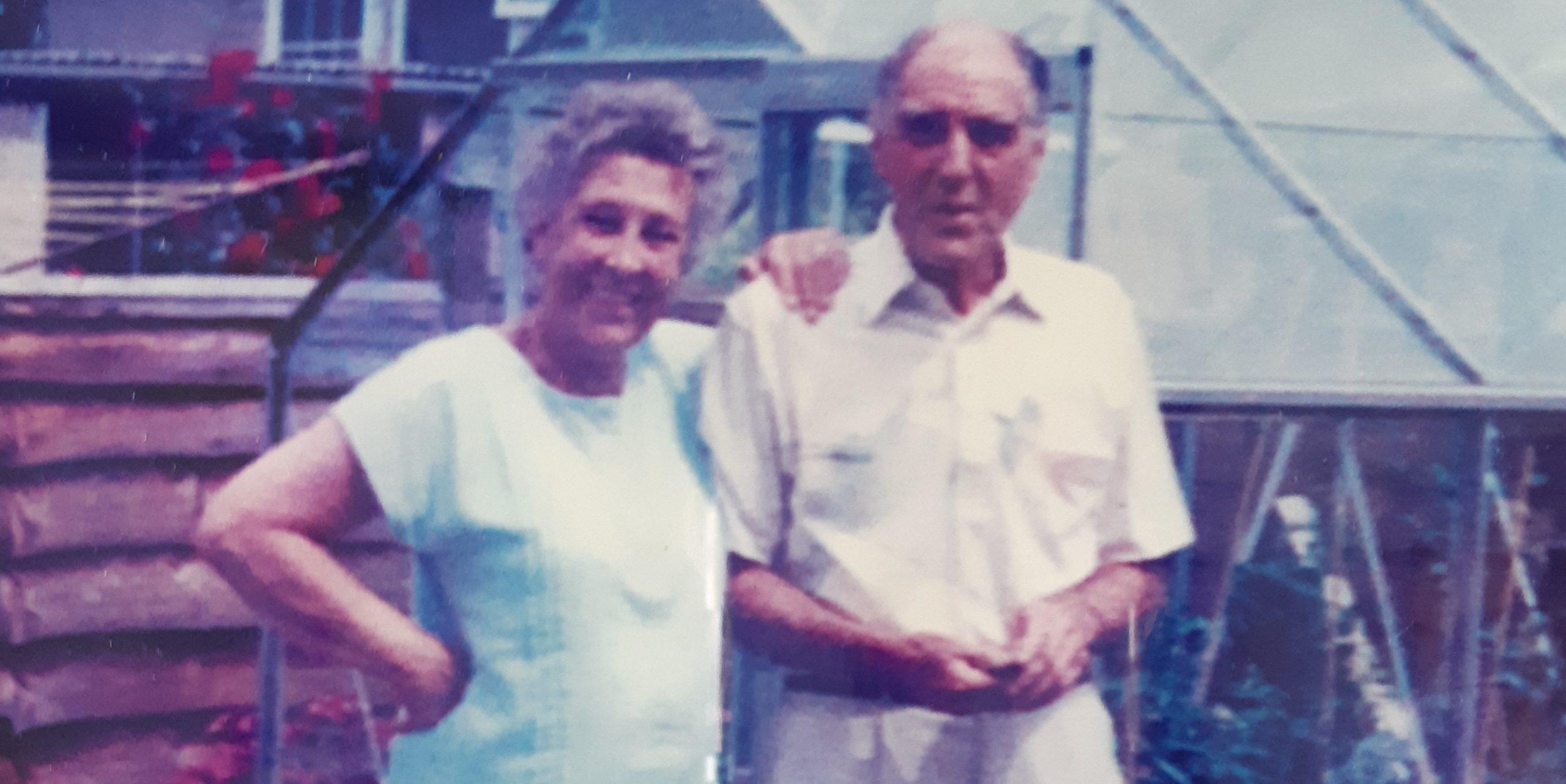 Elaine's parents